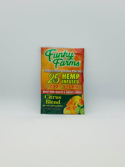 Funky Farms Powdered Vitamin Drink Mix - Beyond Full Spectrum