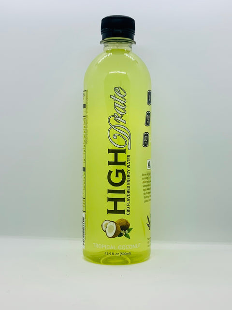 HighDrate CBD Energy Water - Beyond Full Spectrum