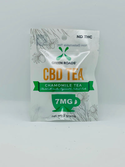 Green Roads CBD Tea - Beyond Full Spectrum