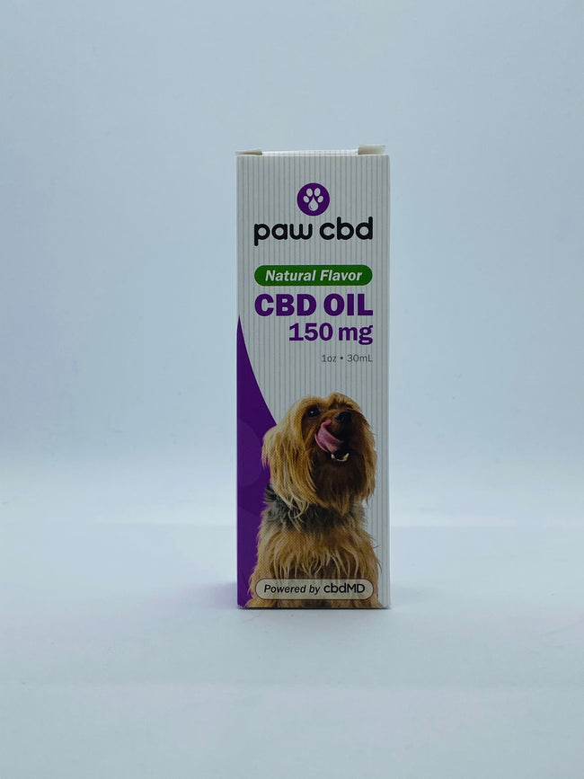 Paw CBD Oil Tincture - Beyond Full Spectrum