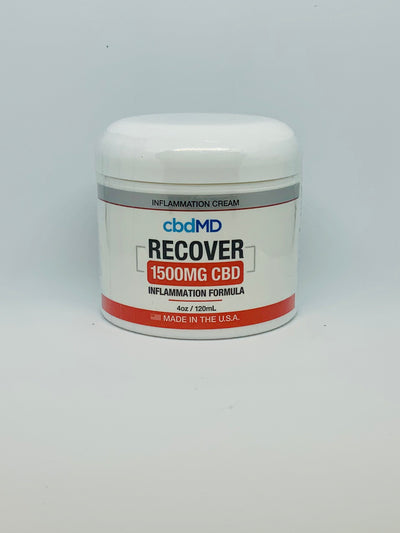 CBD MD Recover 4 oz