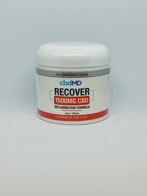 CBD MD Recover 4 oz - Beyond Full Spectrum