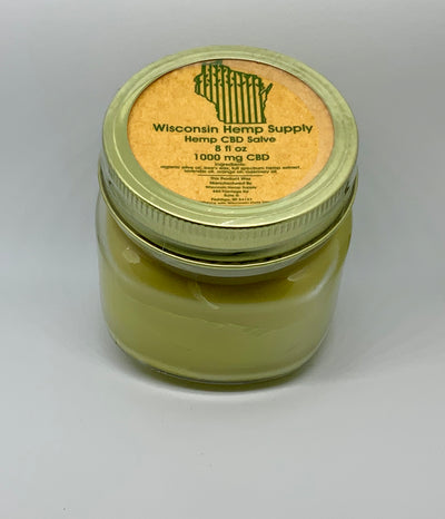 Hemp Salve 1000mg