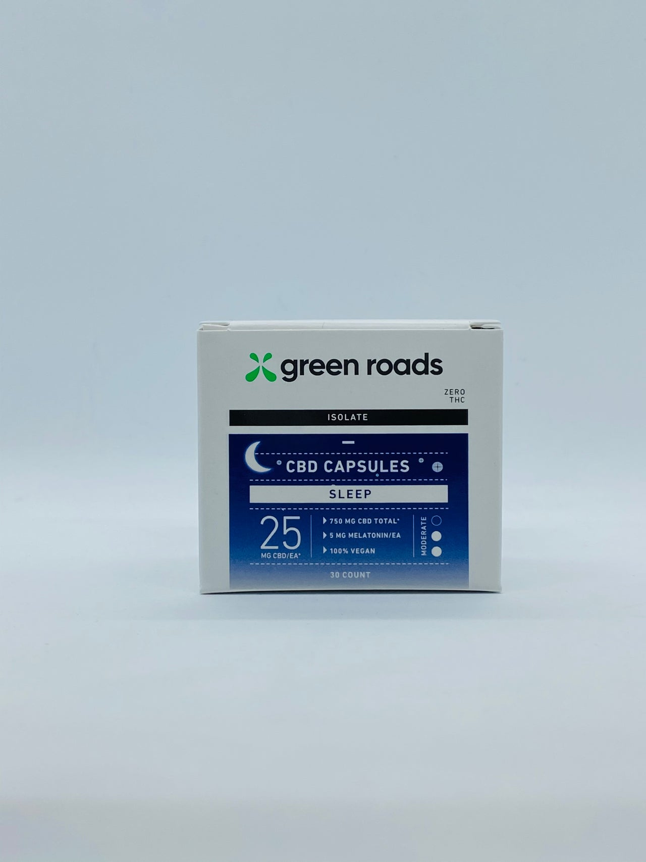 Green Roads CBD Sleep Capsules - Beyond Full Spectrum