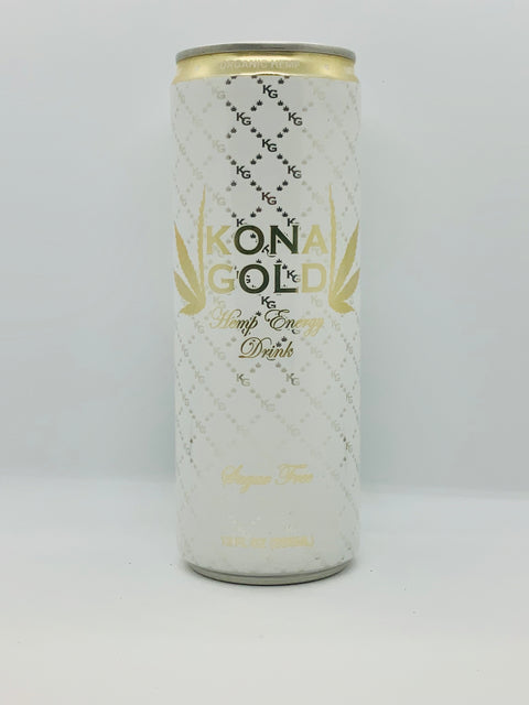 Kona Gold Energy Drink