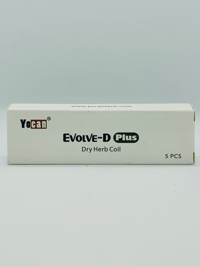 YoCan Evolve Plus coil singles - Beyond Full Spectrum