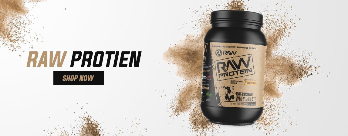 shop for raw protein podwer