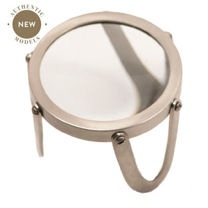 "Desk Magnifier 5"", Pewter (4653113213027)"