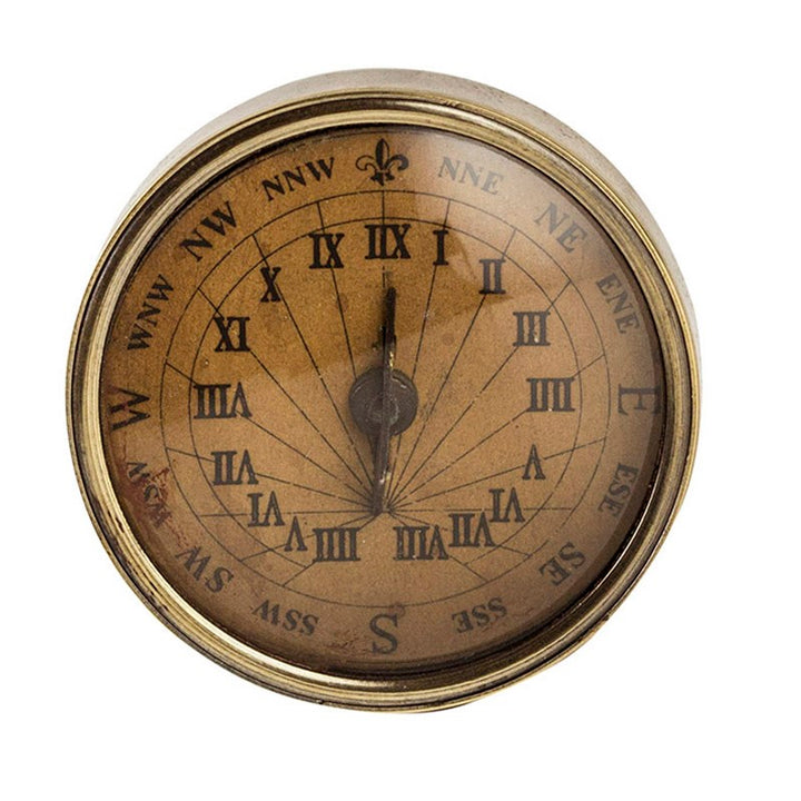 18th C. Compass-Sundial, small (4616745943139)