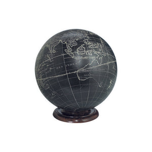 Globe Base, Wood – GL200 (4613496668259)