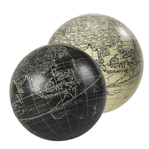 Vaugondy Sphere, Black, 14cm – GL211 (4621308788835)