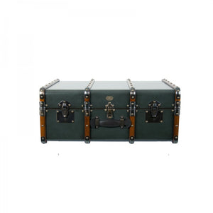Stateroom Trunk Table, Petrol (4672241467491)