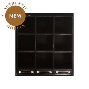 Insert box 1 Wine Rack Black (4687993929827)