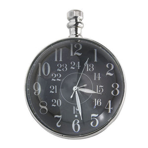 Eye of Time Clock, Nickel – SC051 (4616578400355)