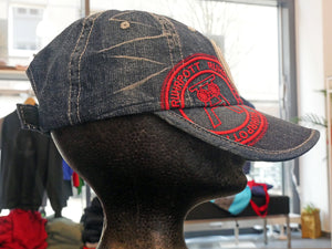 Cap Jim Denim