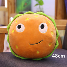 Load image into Gallery viewer, hamburger plushie