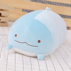 cute blue plushie