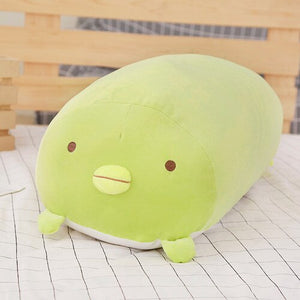 cute green plushie