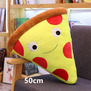 pizza plushie