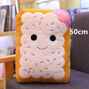biscuit or cookie plushie