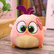 Load image into Gallery viewer, pink stuffed animal chicken and bird