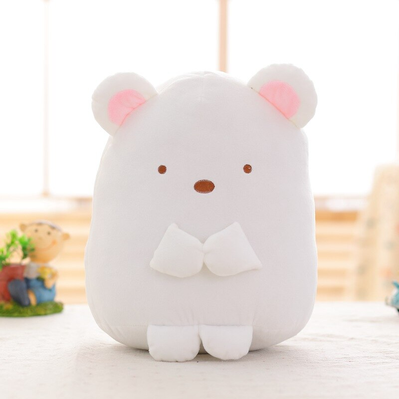 White mouse/rat/hamster plushie