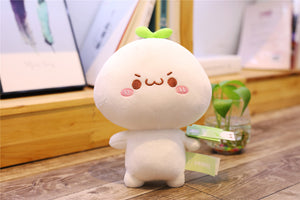angry little dumpling plushie