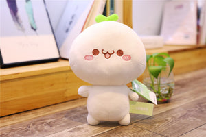 cute and round yummy dumpling plushie