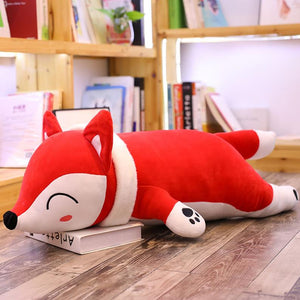 cute red fox plushie