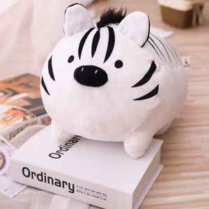make yourself a tiger king with white tiger baby plushie that is ready to be taken home
