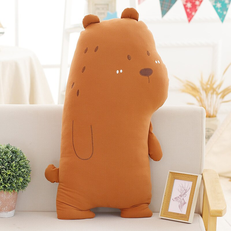 stuffed cute bear plushie