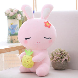 My heart just melts!! How can this cute pink bunny be so cute and perfect?!