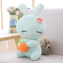 Load image into Gallery viewer, Tiffany-blue goers will no doubt get this cute little bunny plushie when they see this.