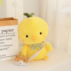 Cute Small Yellow Chick Plushie 25/35/50CM