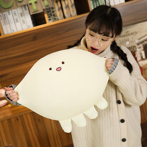 squishy and cute korean cartoon donut plushie