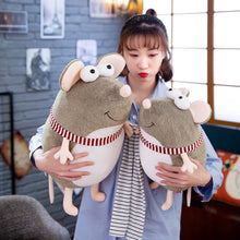 Load image into Gallery viewer, Cute & Fat Mouse Plushie 20-35CM