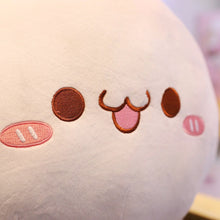 Load image into Gallery viewer, white cute dumpling plushie enlarged version