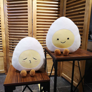 Isn't this cute egg plushie egg-static?