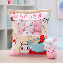 Load image into Gallery viewer, Bag of Cute Mini Plushies Perfect for Party