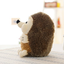 Load image into Gallery viewer, cute hedgehog plushie pendants sideview