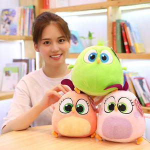 cute chicken or bird stuffed animal dolls