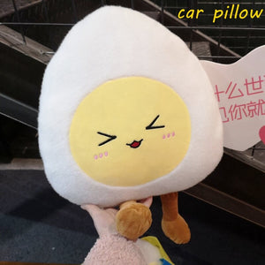 Egg-stravagantly cute plushie