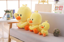 Load image into Gallery viewer, cute saluting duck plushies