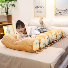 Load image into Gallery viewer, Long Bread Plushie 40/80CM