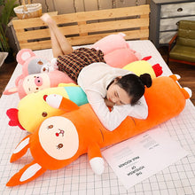 Load image into Gallery viewer, cute long pillow plushies