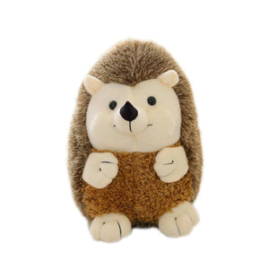 round little hedgehog cute plushie perfect gift for your girls