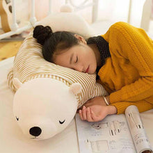 Load image into Gallery viewer, Polar Bear in Pyjamas Plushie 35/50cm