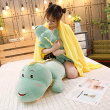 Load image into Gallery viewer, big cute and squishy dinosaur plushie