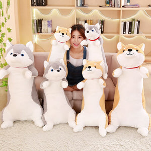 A family of husky plushie for the dog-lovers!