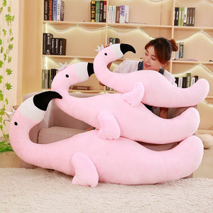 Get this cute pink flamingo plushie for your friends who need or will love them.